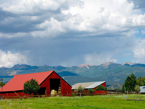 Stormy Day in Mancos by FeVa  Fotos