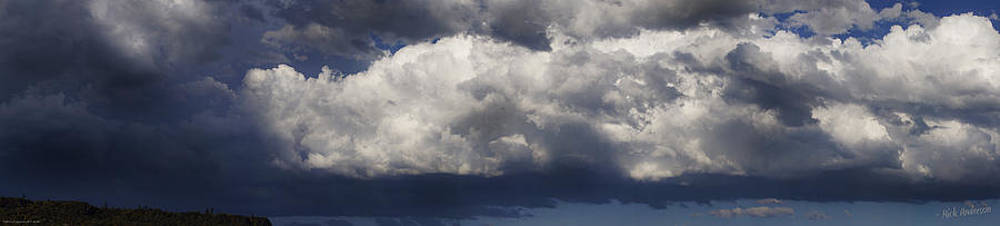 Mick Anderson - Stormy Skies over Rogue Valley