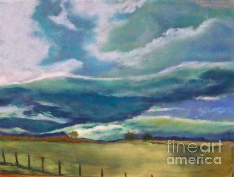 Stormy Skies  by Rosemary Juskevich