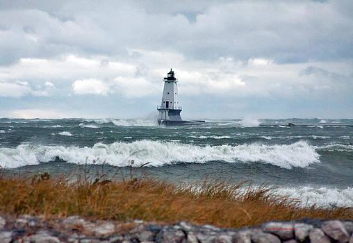 Stormy Weather by Timothy J Berndt