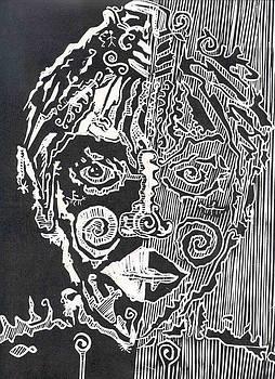 Stranger In The Mirror ... And My Left Eye by Branko Jovanovic
