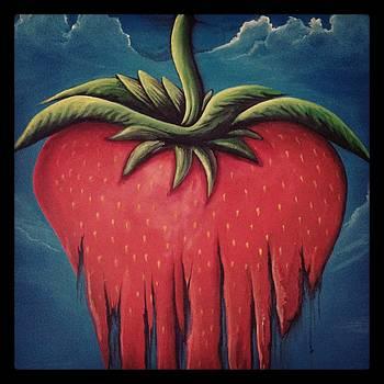 David Junod - Strawberry Wip Instagram