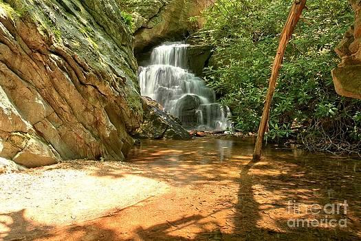 Adam Jewell - Stream To The Falls