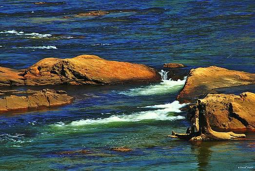 Stream by Vinod Nair