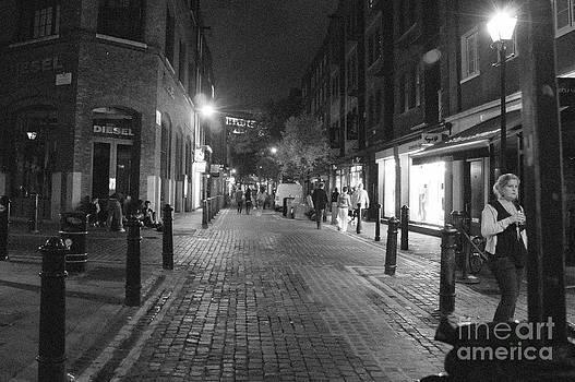 Pravine Chester - Street at Night