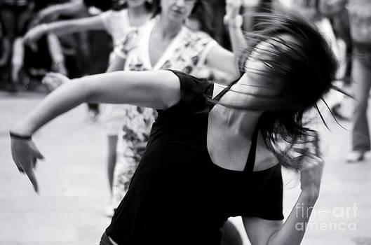 Street Dancers 2 by L E Jimenez