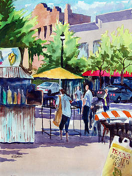 Street Fare by Ron Stephens