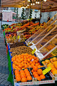 Street Fruits by Jen Morrison