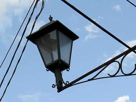 Street Lamp by Jesus Nicolas Castanon