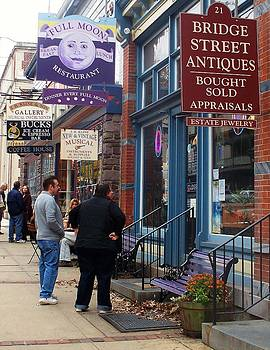 Rick Todaro - Street Life Lambertville