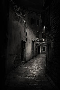 Street of Sibenik by Akos Kozari