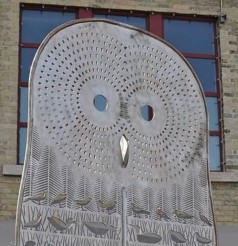 Daryl Macintyre - Street Owl