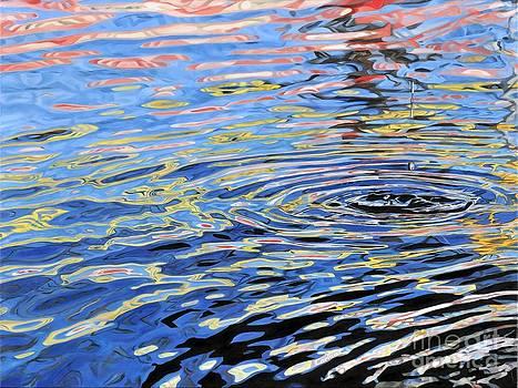 Street Reflections by Carina Mascarelli
