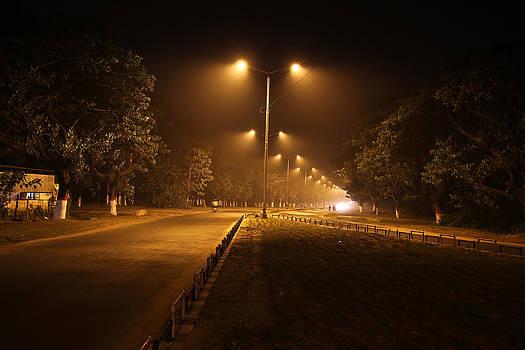 Street by Saikat Maity