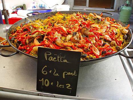 Street Seafood by Jacqueline Cappadora