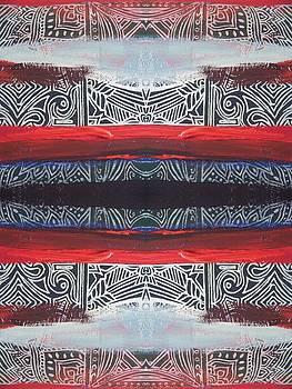 Stripy Savannah by Samar Asamoah