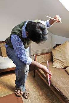 Kantilal Patel - Strutting his funky stuff