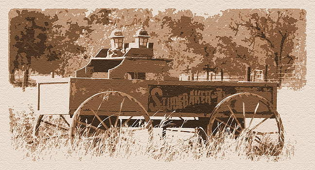 Studebaker Wagon2a by Amber Stubbs