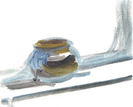 Study of a Bowl #1 by David P Zippi