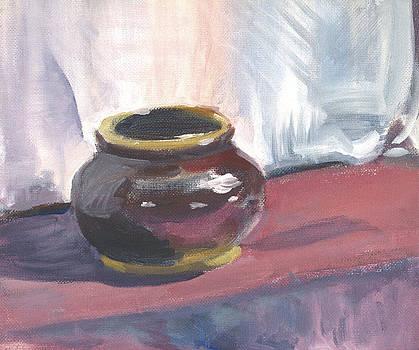 Study of a Bowl #2 by David P Zippi
