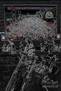 Anthony Wilkening - Stugis Motorcycle Rally