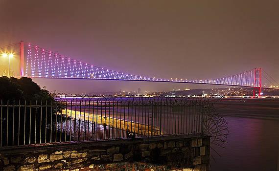 Kantilal Patel - Stunning Istanbul Bridge