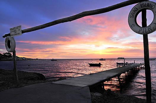 Stunning Sunset by Boyd Nesbitt