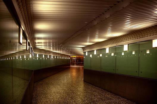 Svetlana Sewell - Subway Path