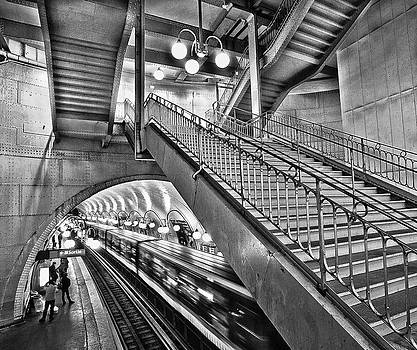 Subway by Stephanie Benjamin