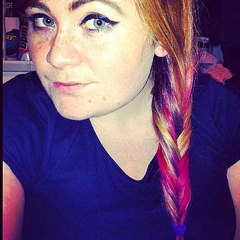 Successfully Managed To Do A Fishtail by Orla O\'Neill