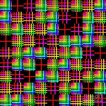 Sudoku Regular Criss-Crossed Lines by Ron Brown