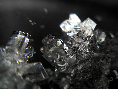 Sugar Crystals2  by Blanca Ramirez