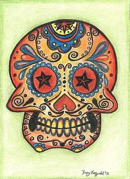 Sugar Skull by Tracy Fitzgerald