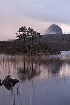 Howard Kennedy - Suilven at Dusk
