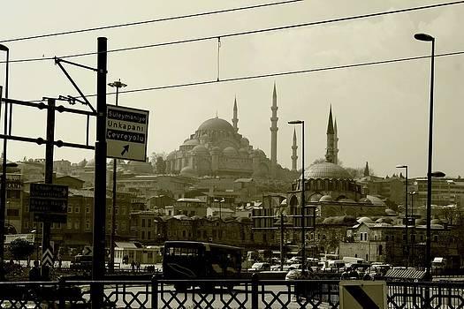 Suleymaniye by Frederic Vigne