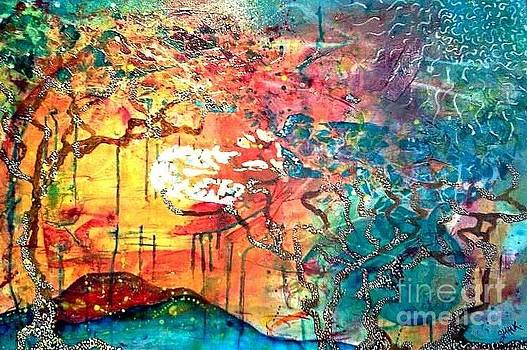 Sultry Serenity by Clara K Johnson