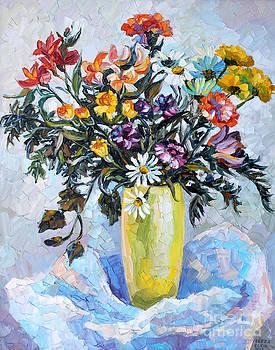 Summer Bouquet  by Elizabeth Elkin