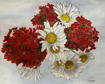 Joan Pye - Summer Bouquet