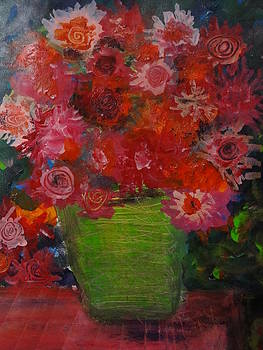 Nancy Fillip - Summer bouquet