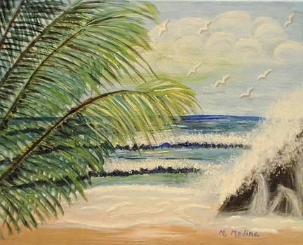 Summer Breeze by Maria Medina