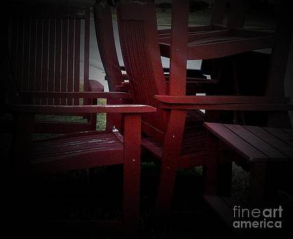 Summer Chairs by Jackie Bodnar