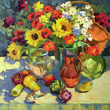 Diane McClary - Summer Colors