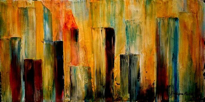 Summer in the City by Barbara Pirkle