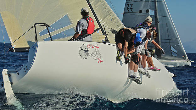Steven Lapkin - Summer sailing on Lake Tahoe