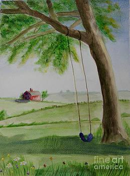 Summer Swing. Seasons Part 1 by Corrie McDermott