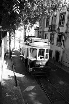 Summer-tram-lisbon by FND Myks