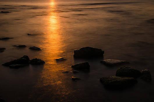 Sun Beam by Todd Heckert