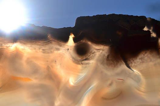 Sun Cliff by Chad Wasden