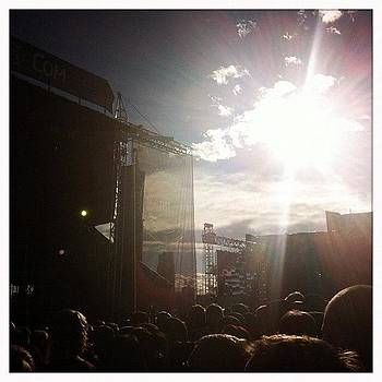 #sun #concert #xfest #calgary #canada by Ange Exile DuParadis