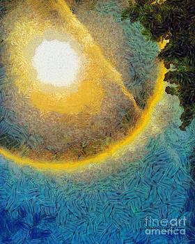 Sun Halo 01 by Dawn Serkin